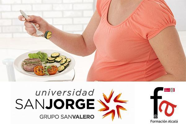 CERTIFICADO POR LA UNIVERSIDAD SAN JORGE. Alimentación y nutrición durante el embarazo