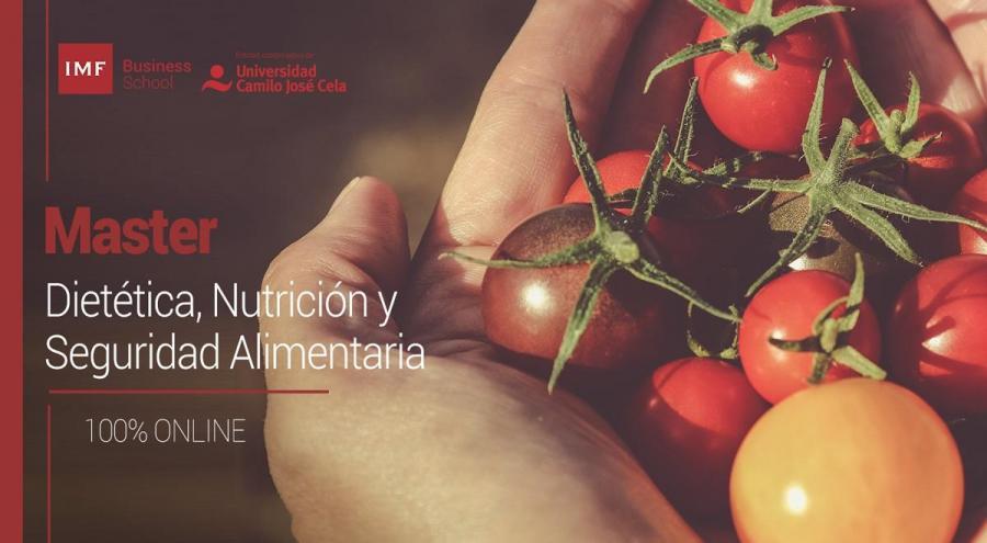 Máster en Dietética, Nutrición y Seguridad Alimentaria