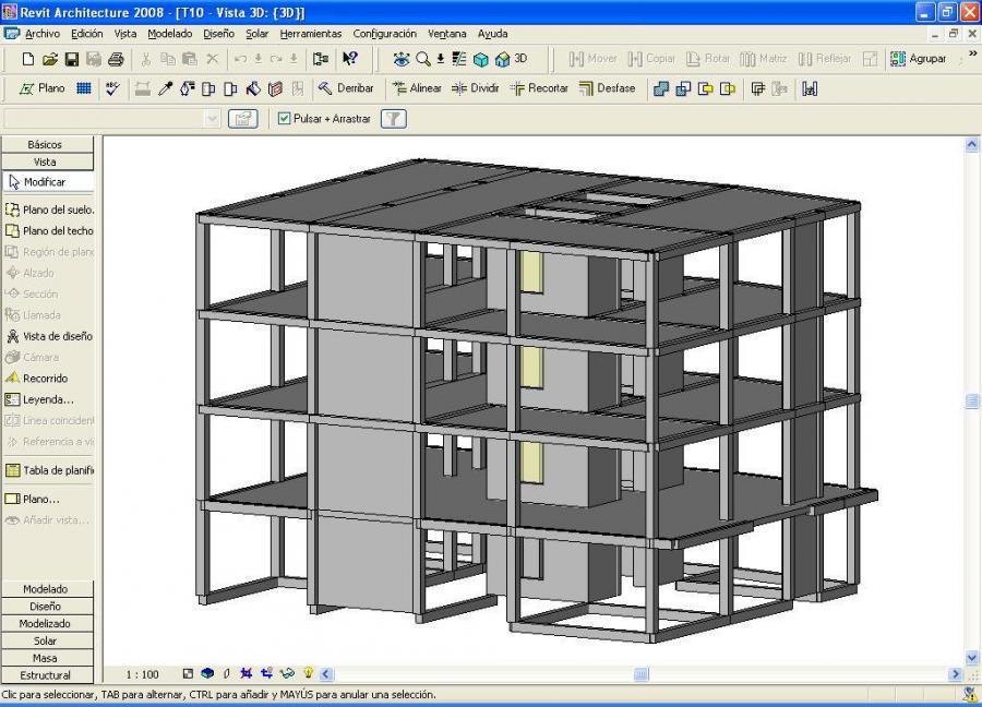 REVIT-Architecture- ( Formación Presencial y Online )