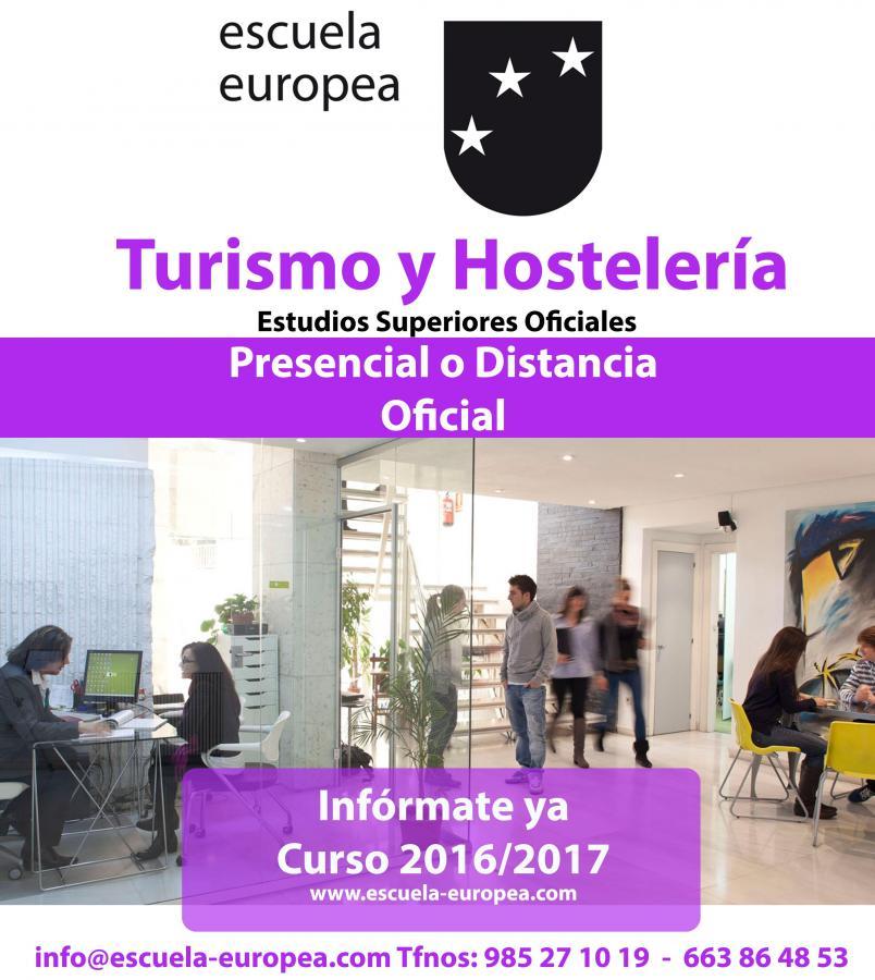 Turismo, Agencias de Viajes y Gestión de Eventos